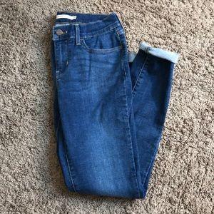 Women's Levi's 710 Super Skinny Jeans
